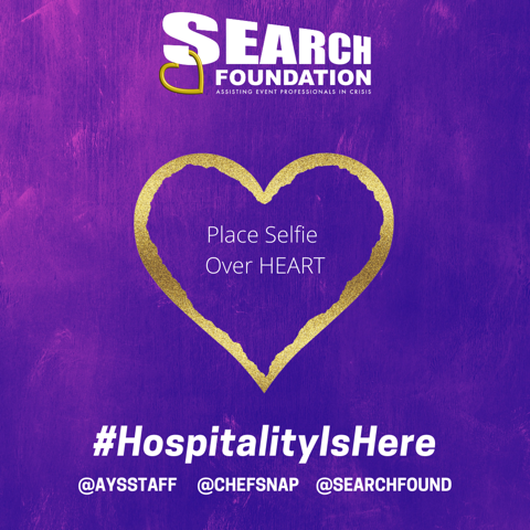 SEARCH #HOSPITALITYISHERE POST